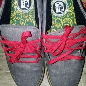 7640c0b106 Spitfire Shoes - Never Worn.Vans x Spitfire Chukka Low